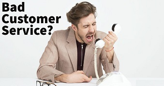 Bad Customer Service? Here is How to Resolve It
