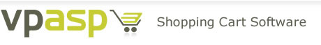 VP-ASP Shopping Cart Software
