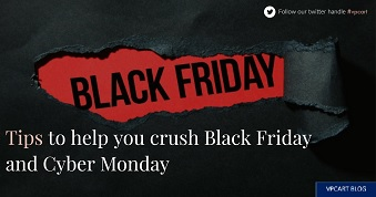Tips to help you crush Black Friday and Cyber Monday on Social Media
