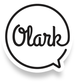 Olark Live Chat connects you to the right customers